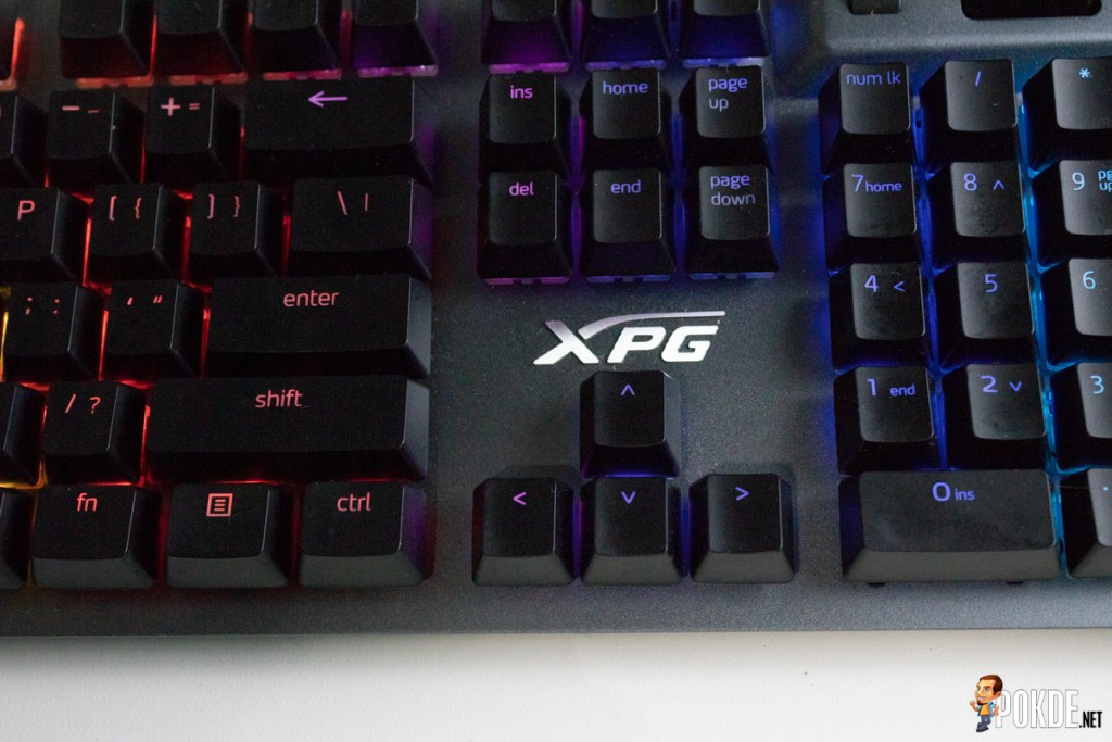 XPG SUMMONER Gaming Keyboard Review — Close To Full Satisfaction 27
