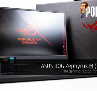 ASUS ROG Zephyrus M (GU502) Review — the gaming laptop for grown ups 34