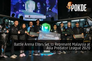 Battle Arena Elites Set to Represent Malaysia at Asia Predator League 2020 for PUBG