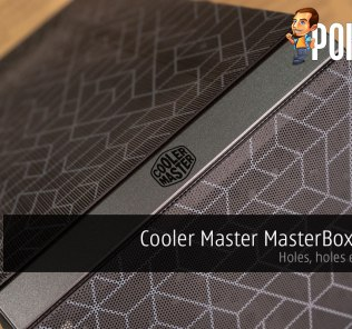 Cooler Master MasterBox Q500L Review — holes, holes everywhere 34