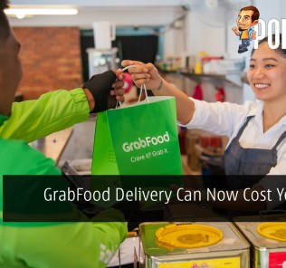 GrabFood Delivery Can Now Cost You Up to RM9 - No Longer Fixed Amount