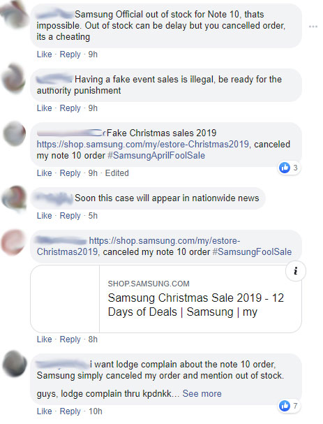 samsung galaxy note10 christmas sale
