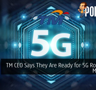 TM CEO Says They Are Ready for 5G Rollout in Malaysia