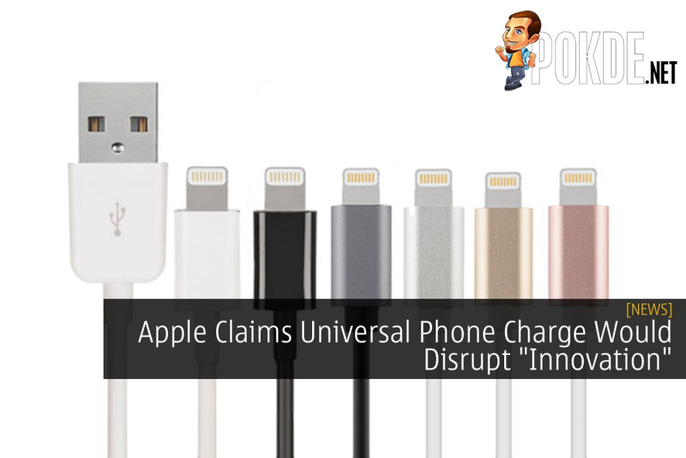 """Apple Claims Universal Phone Charge Would Disrupt """"Innovation"""" 16"""