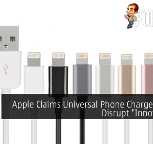 "Apple Claims Universal Phone Charge Would Disrupt ""Innovation"" 29"