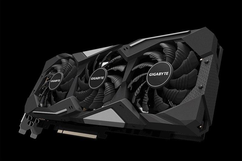 GIGABYTE Radeon RX 5600 XT Gaming OC