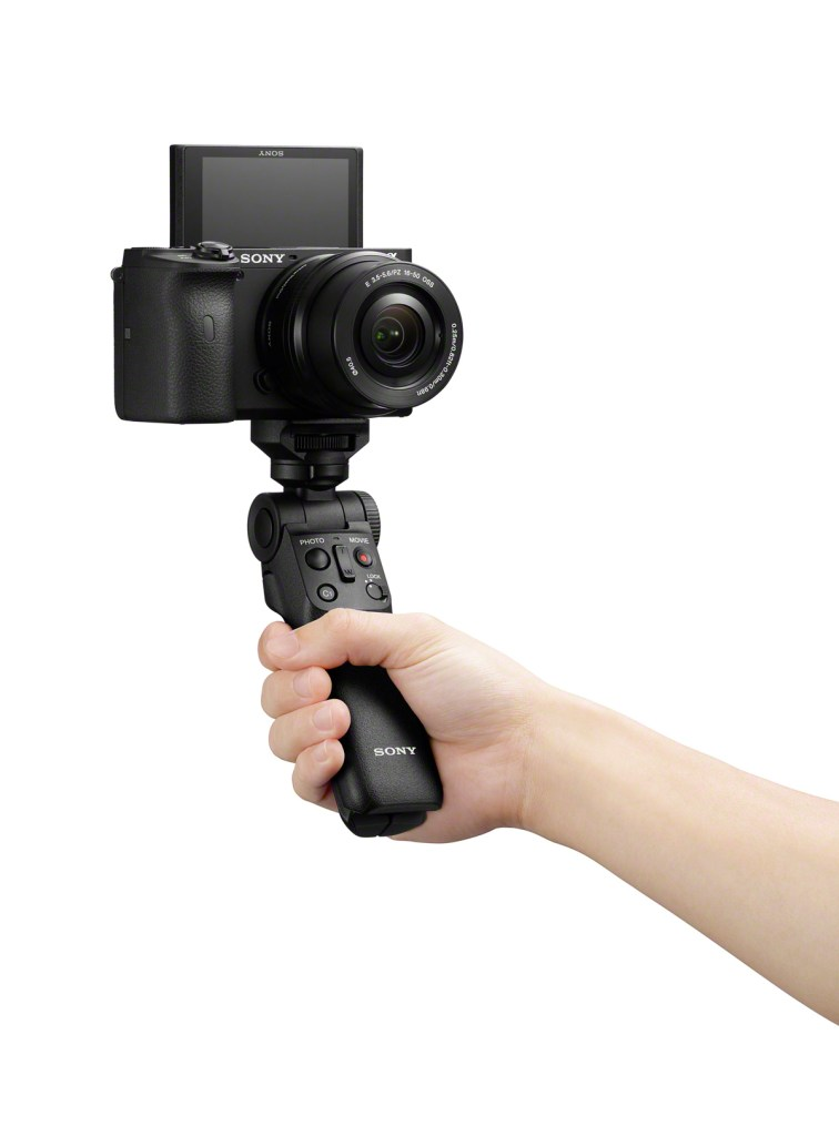 Sony Unveils The New GP-VPT2BT Shooting Grip With Wireless Remote Commander 24