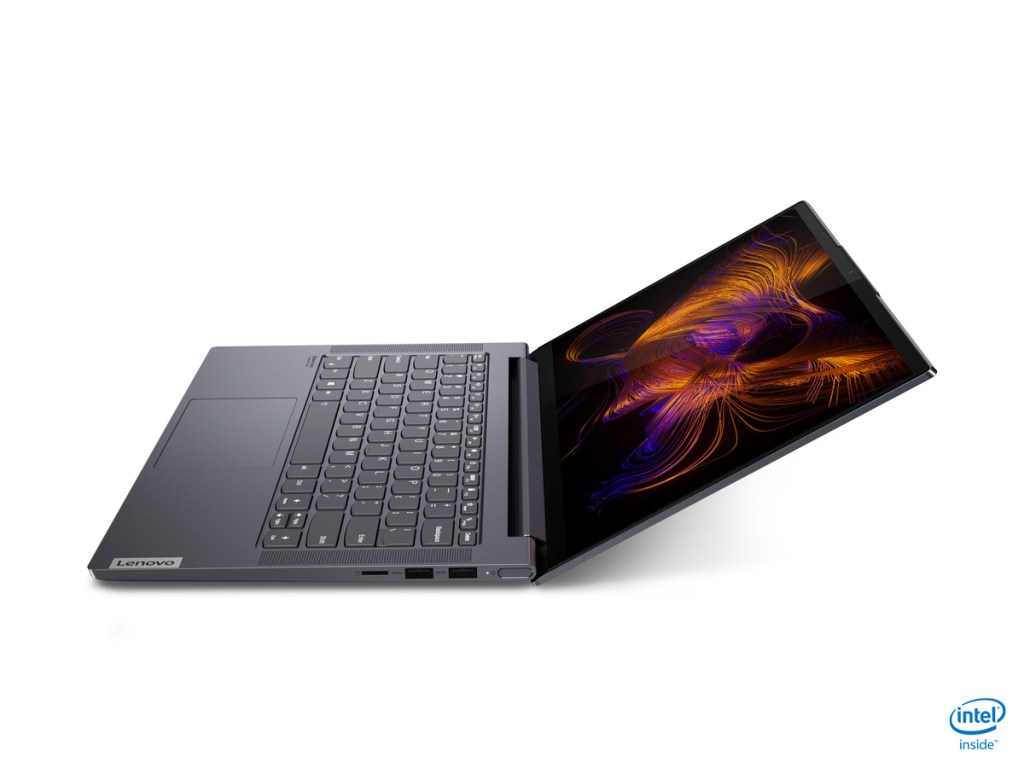 CES 2020: Lenovo's Latest Offerings Including The World's First Foldable PC 30