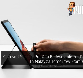 Microsoft Surface Pro X To Be Available For Preorders In Malaysia Tomorrow From RM4,599 35