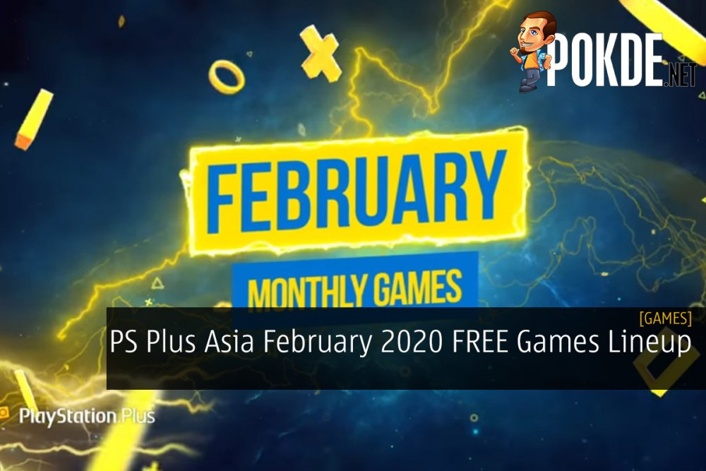 PS Plus Asia February 2020 FREE Games Lineup 34
