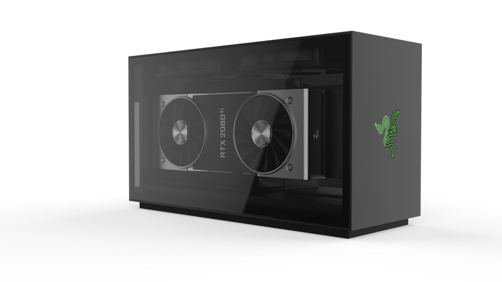 CES 2020: Razer Introduces The Razer Kishi Universal Mobile Controller And The Compact Razer Tomahawk Gaming Desktop 35