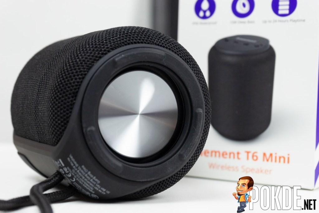 Tronsmart Element T6 Mini Review — Small, Portable, Yet Surprisingly Loud 18