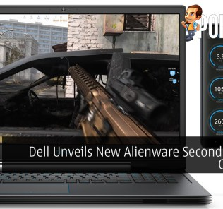 [CES 2020] Dell Unveils New Alienware Second Screen Concept