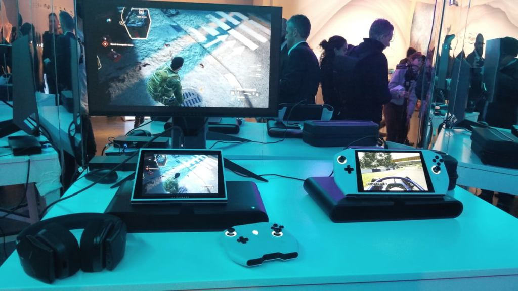 CES 2020: Alienware Concept UFO is a Gaming PC in a Nintendo Switch Body 29