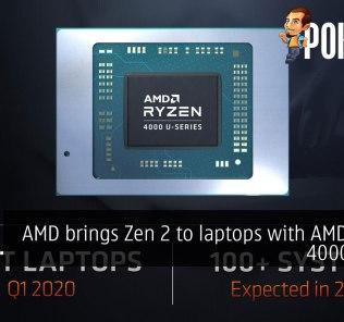CES 2020: AMD brings Zen 2 to laptops with AMD Ryzen 4000 series 30