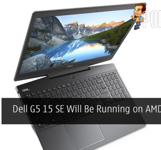 [CES 2020] Dell G5 15 SE Will Be Running on AMD Ryzen 4000
