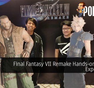 Final Fantasy VII Remake Hands-on Demo Experience