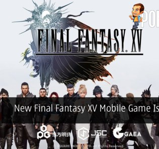 New Final Fantasy XV Mobile Game Is In The Works
