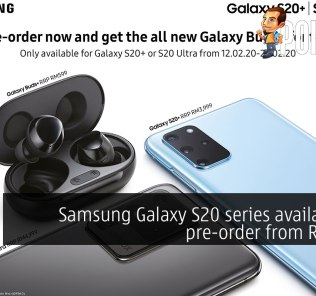 Samsung Galaxy S20 series available for pre-order from RM3599 39