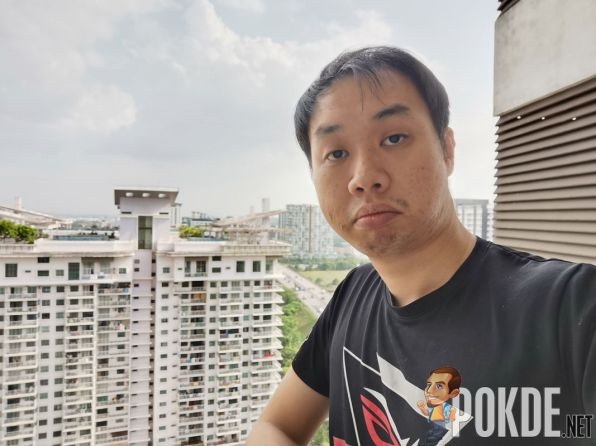 HUAWEI Mate 30 camera samples selfie