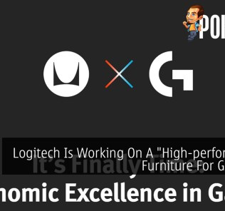 "Logitech G Is Working On A ""High-performance Furniture For Gamers"" 26"