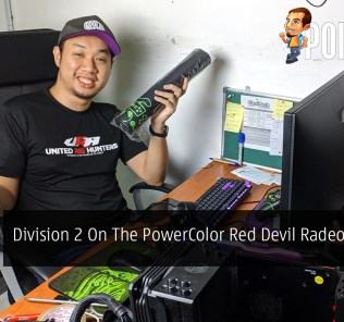 PokdeLIVE 52 — Division 2 On The PowerColor Red Devil Radeon 5600X 33