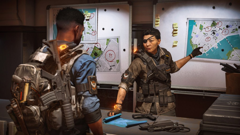 Tom Clancy's The Division 2 Warlords Of New York Expansion Coming This 3 March 18