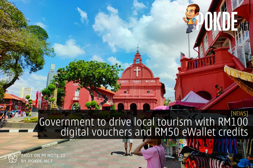 Government to drive local tourism with RM100 digital vouchers and RM50 eWallet credits 34