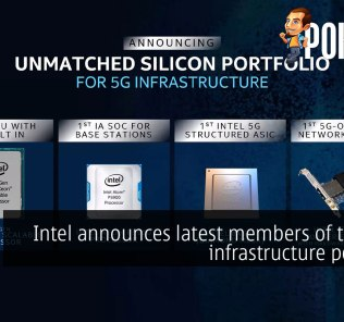 Intel announces latest members of their 5G infrastructure portfolio 28