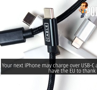 Your next iPhone may charge over USB-C and you have the EU to thank for that 26
