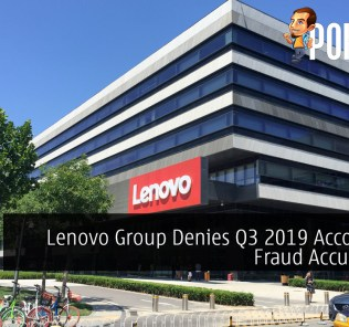 Lenovo Group Denies Q3 2019 Accounting Fraud Accusations with Clear Statement 34