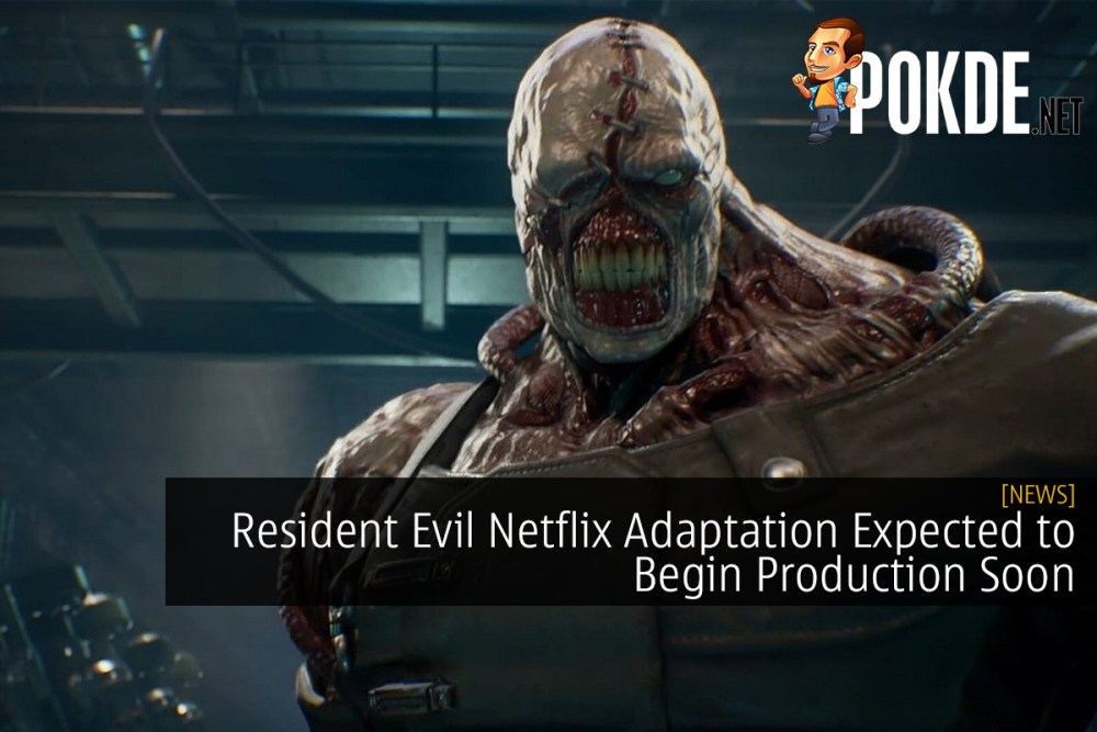 Resident Evil Netflix Adaptation Expected to Begin Production Soon