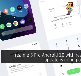 realme 5 Pro Android 10 with realme UI update rolling out now 30
