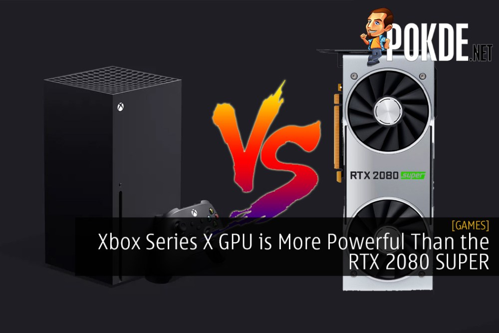 Xbox Series X GPU is More Powerful Than the RTX 2080 SUPER
