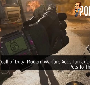 Call of Duty: Modern Warfare Adds Tamagotchi-like Pets To The Game 28