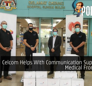 Celcom Helps With Communication Support To Medical Frontliners 35