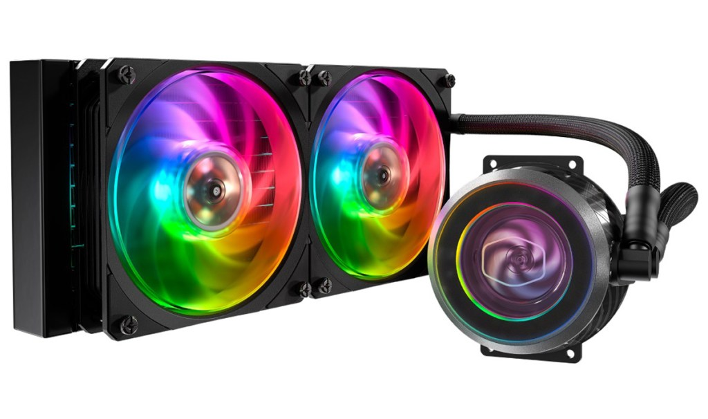 Cooler Master Introduces The New MasterLiquid ML240P Mirage At RM599 20