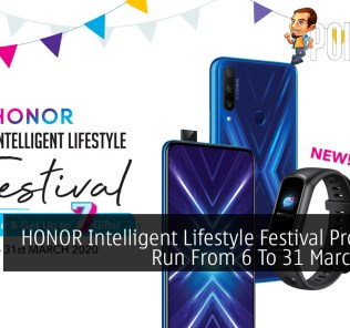HONOR Intelligent Lifestyle Festival Promo To Run From 6 To 31 March 2020 31