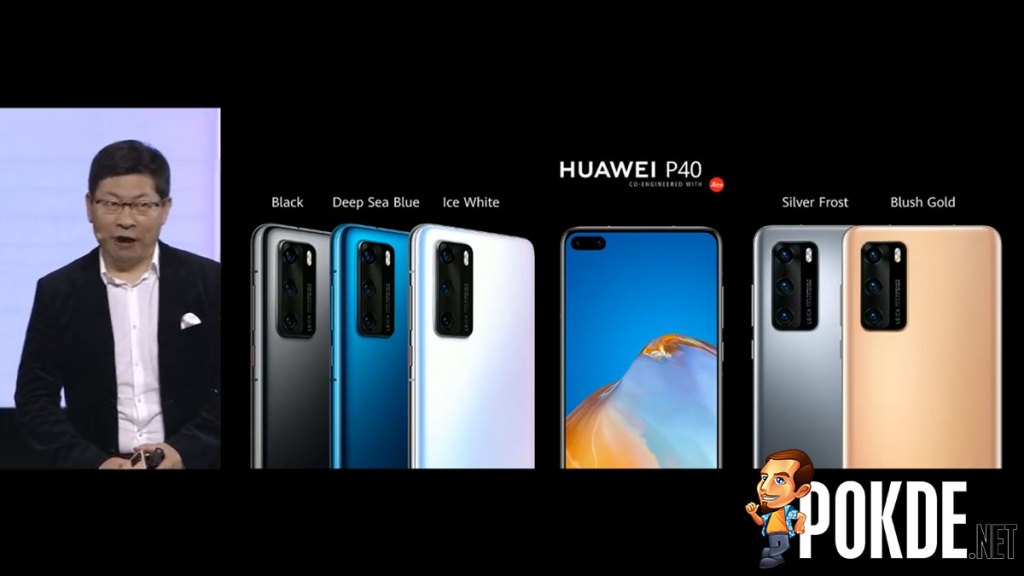 Here's all you need to know about the HUAWEI P40, P40 Pro and P40 Pro+ 32