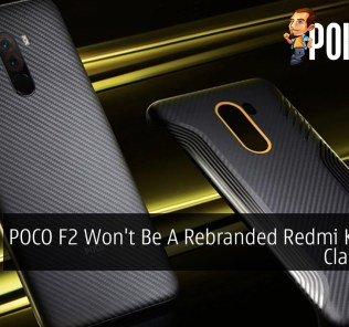 POCO F2 Won't Be A Rebranded Redmi K30 Pro Claims GM 24