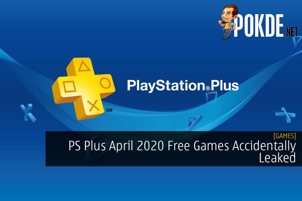 PS Plus April 2020 Free Games Accidentally Leaked 34