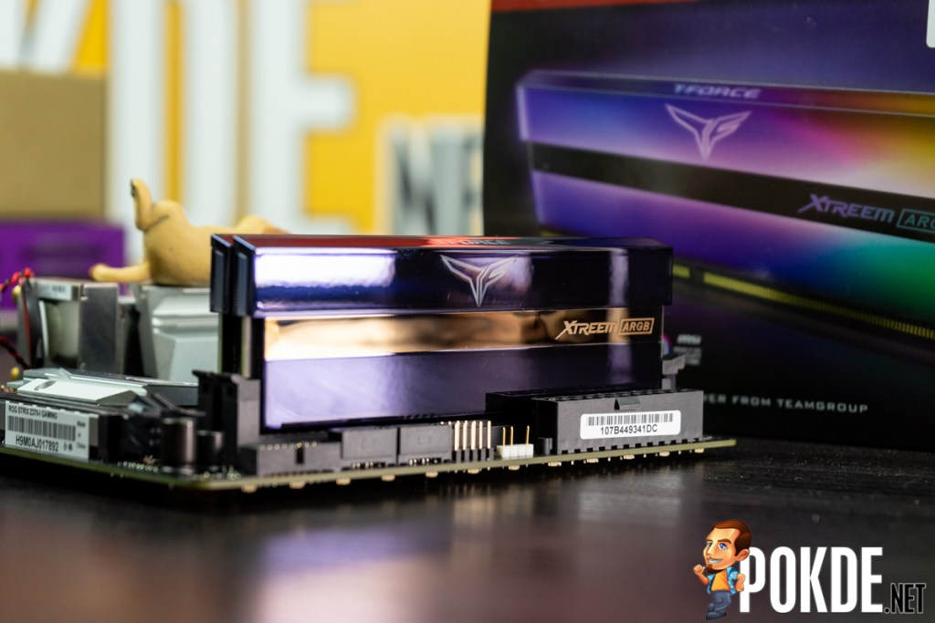 TEAMGROUP T-Force Xtreem ARGB DDR4-3600 CL14 Memory Review — beautiful form and function 38
