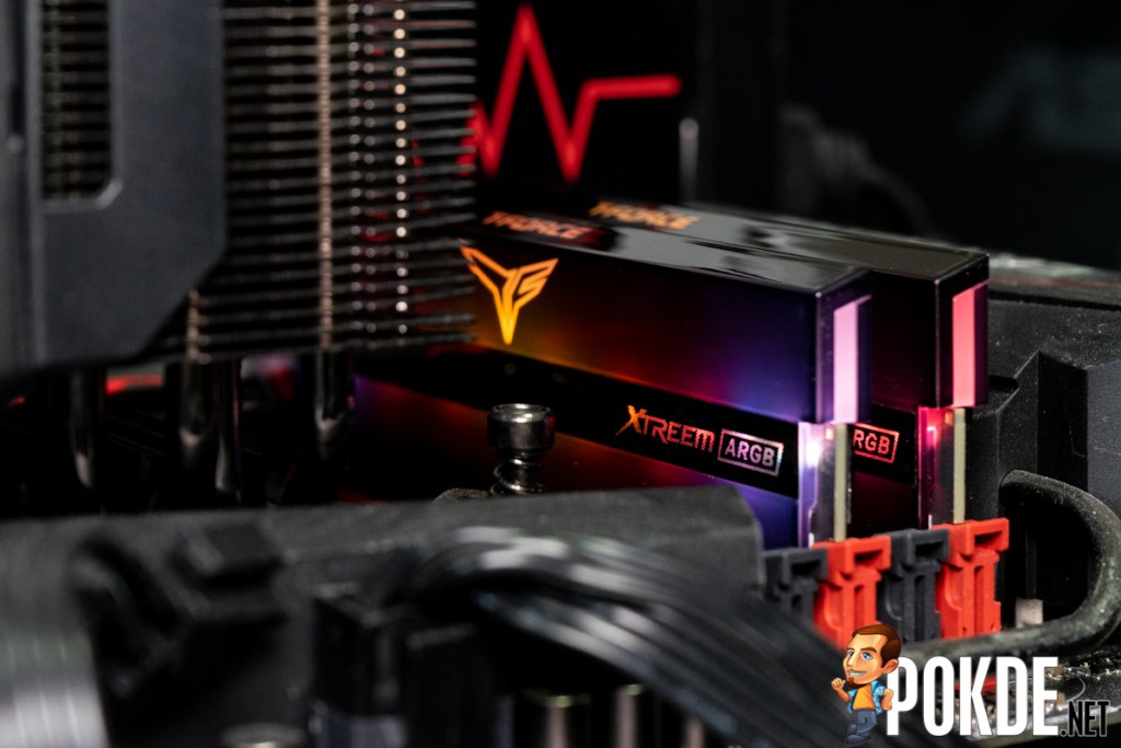 TEAMGROUP T-Force Xtreem ARGB DDR4-3600 CL14 Memory Review — beautiful form and function 42