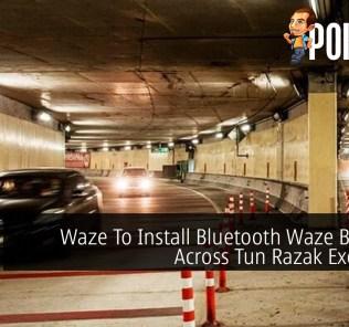 Waze To Install Bluetooth Waze Beacons Across Tun Razak Exchange 35