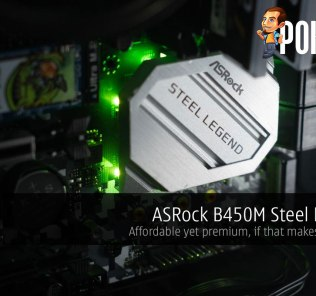 ASRock B450M Steel Legend Review — affordable yet premium, if that makes any sense 43