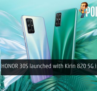 HONOR 30S launched with Kirin 820 5G in China 39