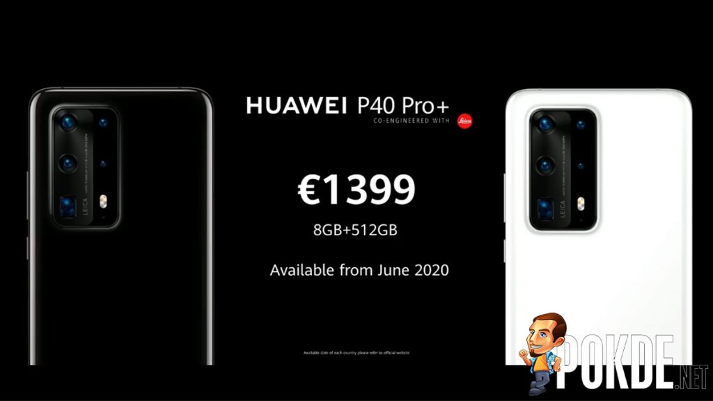Here's all you need to know about the HUAWEI P40, P40 Pro and P40 Pro+ 34