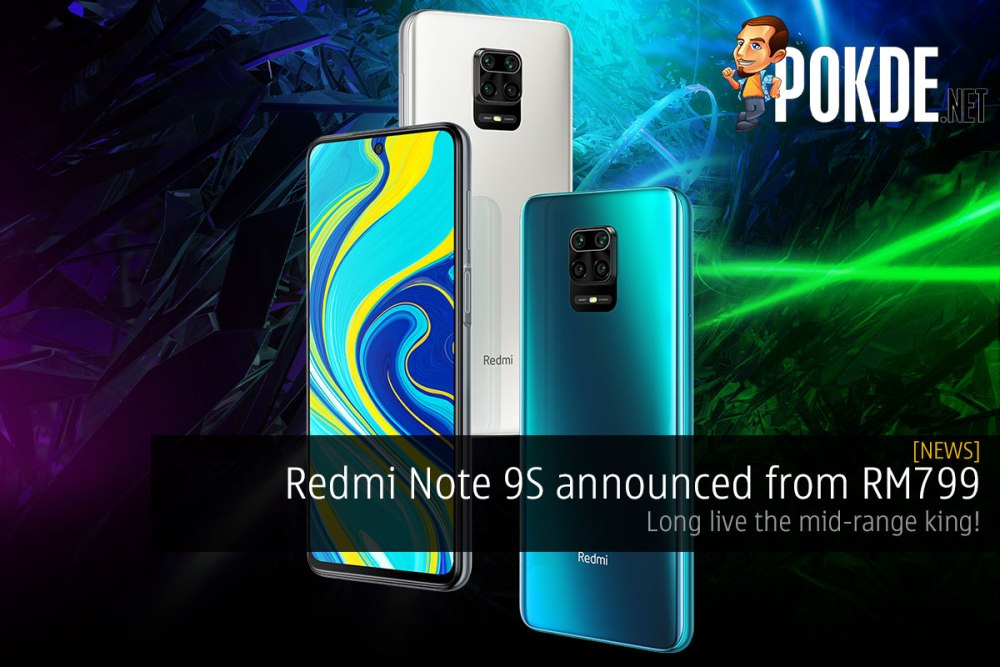 Redmi Note 9S announced from RM799 — long live the mid-range king! 34