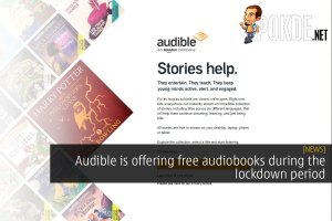 Audible is offering free audiobooks during the lockdown period 33