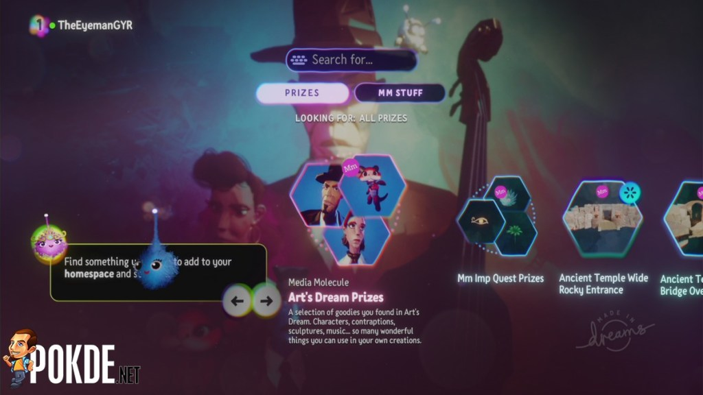 Dreams Universe Review - Truly a Revolutionary Game 27